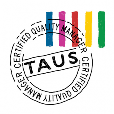 TAUS_Certified_Quality_Manager